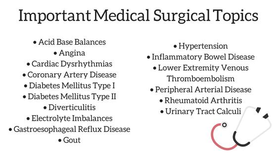 MedicalSurgicalInformation